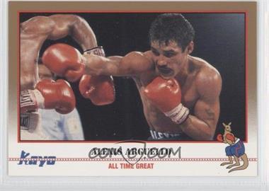 1991 Kayo - [Base] #114 - Alexis Arguello