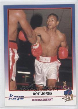 1991 Kayo - [Base] #116 - Roy Jones Jr.