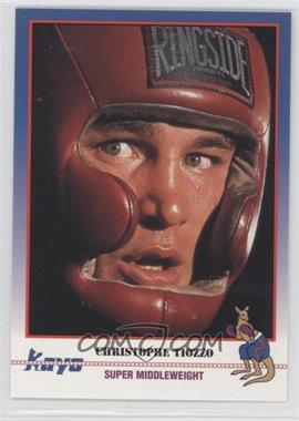 1991 Kayo - [Base] #146 - Christophe Tiozzo