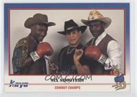 Six Shooters (Meldrick Taylor, Hector Camacho, Pernell Whitaker)