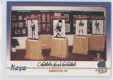 1991 Kayo - [Base] #204 - Boxing Hall of Fame