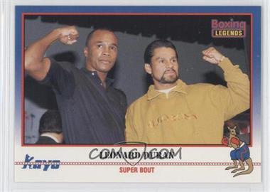 1991 Kayo #037 - Super Bout (Sugar Ray Leonard, Roberto Duran)