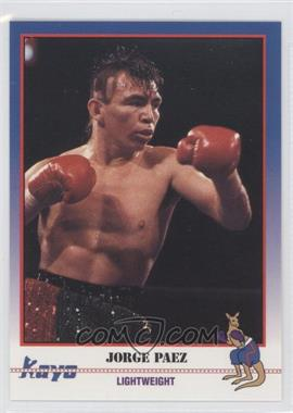 1991 Kayo #051 - Jorge Paez