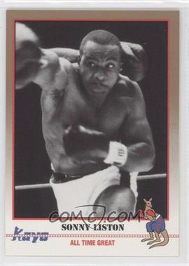 1991 Kayo #073 - Sonny Liston