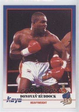 1991 Kayo #089 - Donovan Ruddock