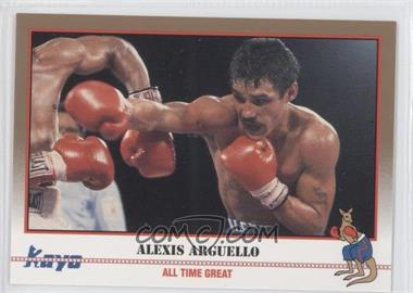 1991 Kayo #114 - Alexis Arguello