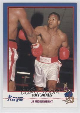 1991 Kayo #116 - Roy Jones Jr.