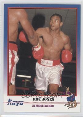 1991 Kayo #116 - Roy Jones Jr.