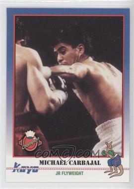 1991 Kayo #170 - Michael Carbajal
