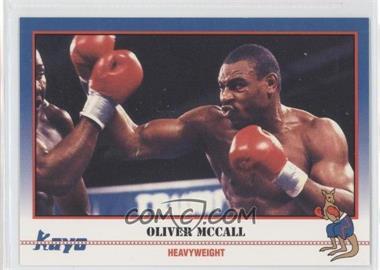 1991 Kayo #182 - Oliver McCall