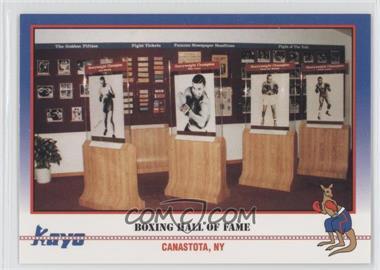 1991 Kayo #204 - Boxing Hall of Fame
