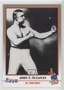 1991 Kayo #208 - John L. Sullivan