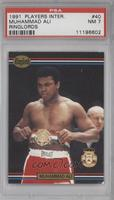 Muhammad Ali (Printed in the U.K.) [PSA 7]