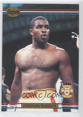 1991 Ringlords #2 - Donovan Ruddock