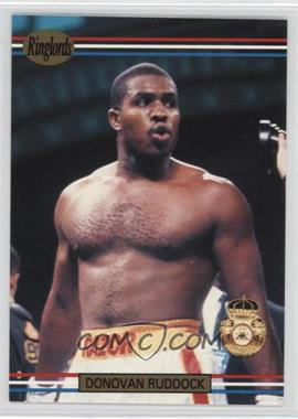 1991 Ringlords #2.1 - Donovan Ruddock