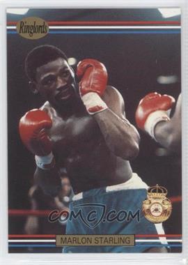 1991 Ringlords #28 - Marlon Starling