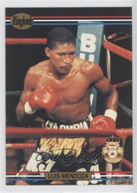1991 Ringlords #37 - Luis Mendoza