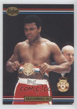 1991 Ringlords #40 - Muhammad Ali