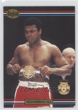 1991 Ringlords #40.2 - Muhammad Ali (Printed in the U.K.)