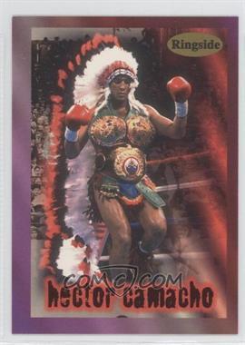 1996 Ringside - [Base] #34 - Hector Camacho