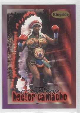 1996 Ringside [???] #34 - Hector Camacho