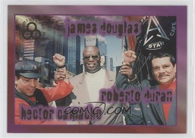 1996 Ringside Spotlights in the Ring #1 - Hector Camacho, James Douglas, Roberto Duran