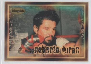 1996 Ringside #26 - Roberto Duran