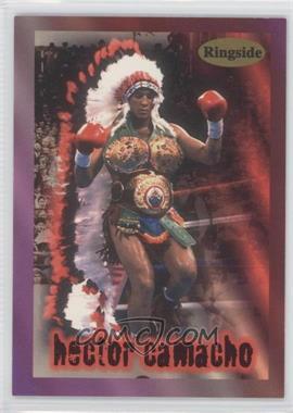 1996 Ringside #34 - Hector Camacho