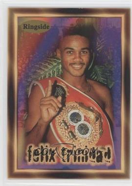 1996 Ringside #37 - Felix Trinidad