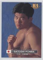 Satoshi Honma