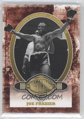 2010 Ringside Boxing Round 1 - [Base] - Gold #88 - Joe Frazier /9
