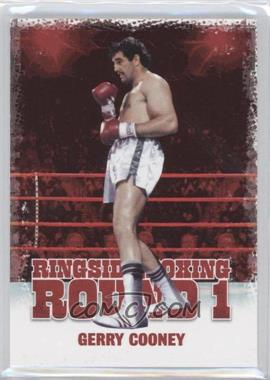 2010 Ringside Boxing Round 1 - [Base] #19 - Gerry Cooney