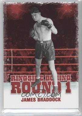 2010 Ringside Boxing Round 1 - [Base] #26 - James Braddock