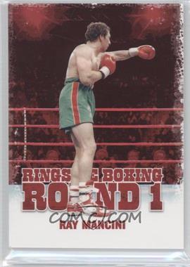 2010 Ringside Boxing Round 1 - [Base] #41 - Ray Mancini
