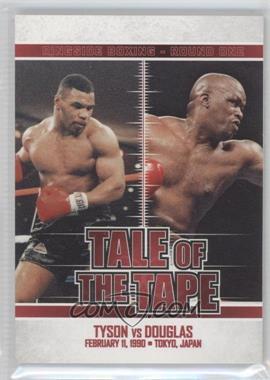2010 Ringside Boxing Round 1 - [Base] #67 - Mike Tyson, Buster Douglas