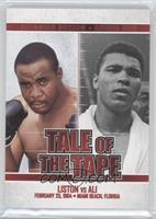 Sonny Liston, Muhammad Ali