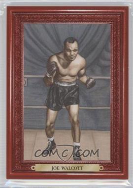 2010 Ringside Boxing Round 1 - Mecca Turkey Red #41 - Joe Walcott