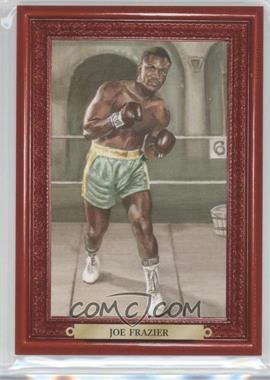 2010 Ringside Boxing Round 1 - Mecca Turkey Red #45 - Joe Frazier