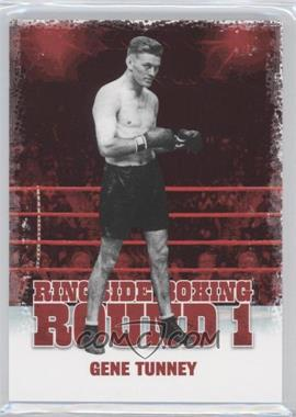 2010 Ringside Boxing Round 1 [???] #18 - Gene Tunney