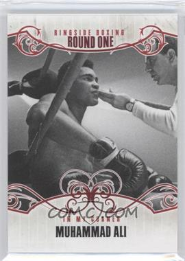 2010 Ringside Boxing Round 1 [???] #98 - [Missing]