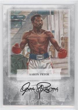 2010 Ringside Boxing Round 1 Autographs #A-1 - [Missing]