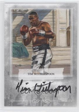 2010 Ringside Boxing Round 1 Autographs #A-TW2 - Tim Witherspoon