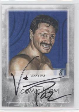 2010 Ringside Boxing Round 1 Autographs #A-VP1 - Vinny Paz