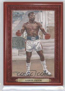2010 Ringside Boxing Round 1 Mecca Turkey Red #02 - Aaron Pryor