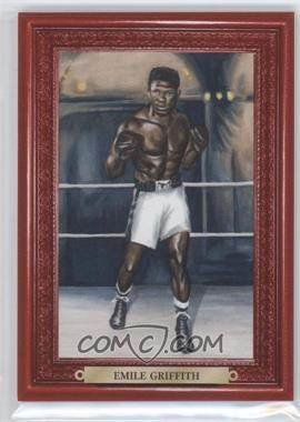 2010 Ringside Boxing Round 1 Mecca Turkey Red #19 - Emile Griffith