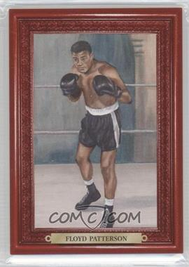 2010 Ringside Boxing Round 1 Mecca Turkey Red #25 - Floyd Patterson