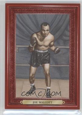 2010 Ringside Boxing Round 1 Mecca Turkey Red #41 - Joe Walcott