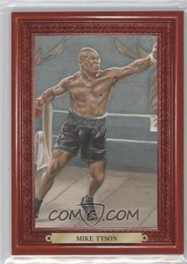2010 Ringside Boxing Round 1 Mecca Turkey Red #66 - Mike Tyson