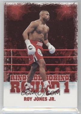 2010 Ringside Boxing Round 1 #44 - Roy Jones Jr.