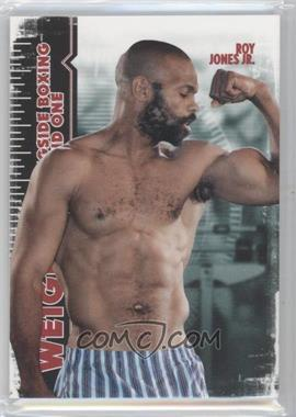 2010 Ringside Boxing Round 1 #52 - Roy Jones Jr.